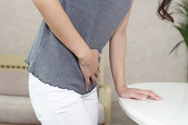 重い月経痛